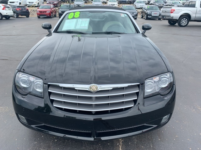 Pre-Owned 2008 Chrysler Crossfire Limited