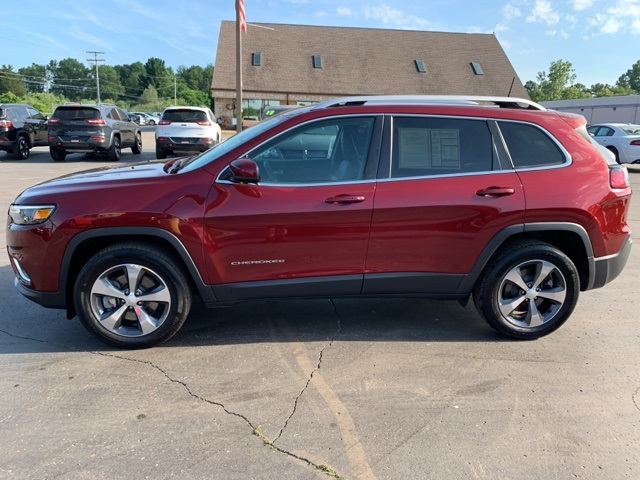 Certified Pre-Owned 2019 Jeep Cherokee Limited