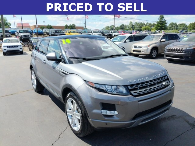 Pre-Owned 2014 Land Rover Range Rover Evoque Pure