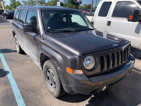 Pre-Owned 2015 Jeep Patriot Sport