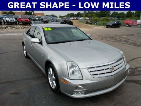 Pre-Owned 2006 Cadillac STS V6